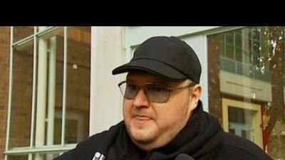 Megaupload founder back in court