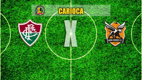 Pela 2ª rodada da Taça Rio, Fluminense vai à Mesquita encarar o Nova Iguaçu