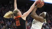 Oregon State upsets Baylor in Sweet 16