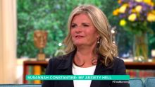 Susannah Constantine reveals 30-year battle with anxiety made her want to 'end it all'