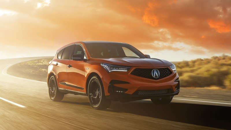 update: 2021 acura rdx pmc edition price set