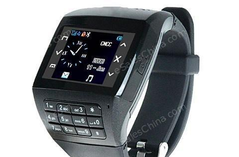 Dual SIM watchphone gives us two reasons to be non-plussed