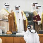 Sheikh Nawaf sworn in as Kuwait's new ruling emir