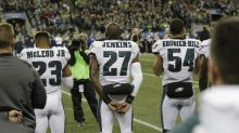 Malcolm Jenkins responds to criticism after ending his protest during anthem