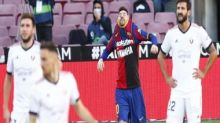 LaLiga: Lionel Messi, Barcelona pay tribute to Diego Maradona with victory over Osasuna