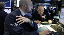 Stocks move lower ahead of Federal Reserve policy decision