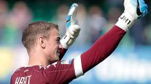 Premier League: Joe Hart äußert Interesse an United-Wechsel