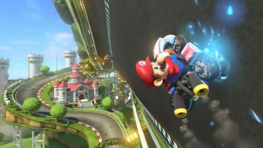 Pennzoil and Nintendo bring Mario Kart to life at SXSW