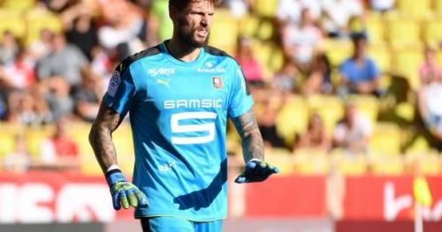 Foot - L1 - Rennes - Benoît Costil, le gardien de Rennes, aurait choisi Bordeaux