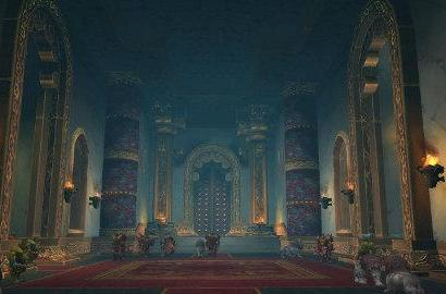 Know Your Lore: Titan facilities of Azeroth