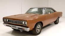 Barn Find 1969 Road Runner Could Be Your Next Project Car