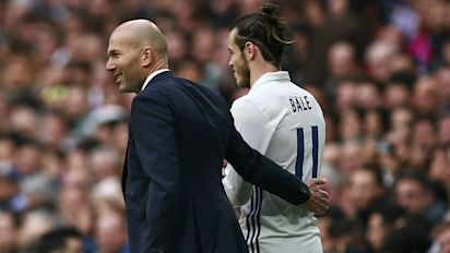 Zidane wants 'no changes' in Real Madrid squad