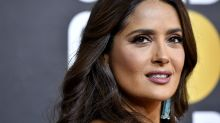 Charlotte Tilbury just released a new take on their iconic lipstick — and Salma Hayek is already a fan