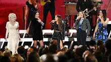 Girls crush it: Women of country rule the CMAs with powerful, statement-making performances
