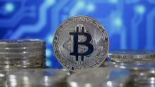 Bitcoin surges as rival cryptocurrencies fall from record highs