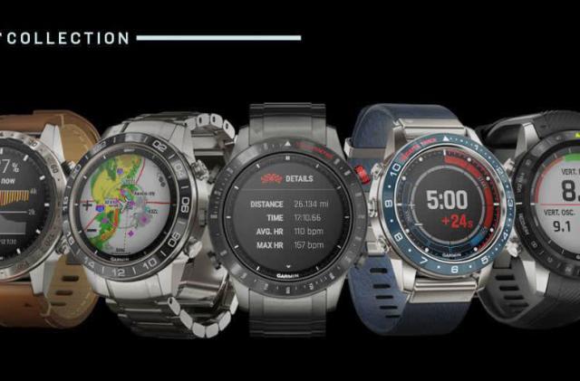 Garmin's adventure-based smartwatch line starts at $1,500