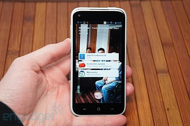 HTC First with Facebook Home review