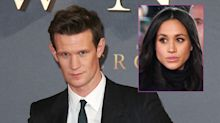 The Crown's Matt Smith admits that he 'feels sorry' for Meghan Markle