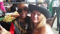 5-Year-Old Who Lost Eye Feted at Pirate-Themed Party