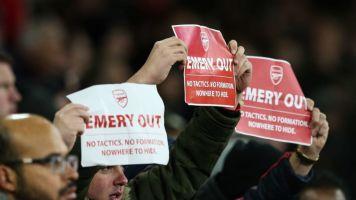 OFICIAL | El Arsenal destituye a Unai Emery