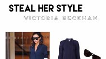 Steal her style: Der sporty Business-Look von Victoria Beckham