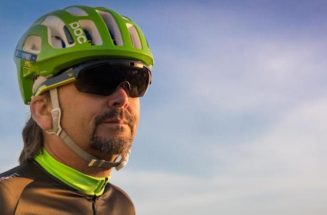 AR glasses will quench your ride-stat thirst