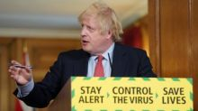 Public trust in UK government over coronavirus falls sharply