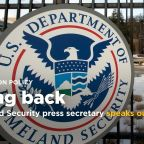 Homeland Security press secretary fires back at United and American Airlines