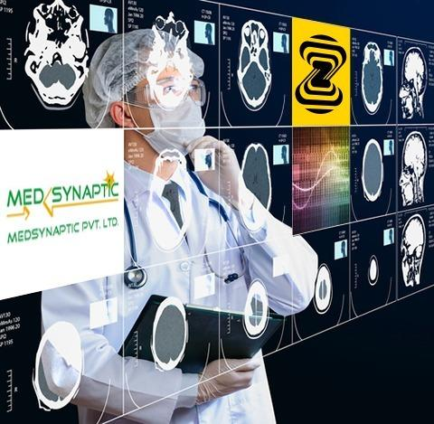 PACS and Teleradiology Leader Medsynaptic Now Fully Integrated with Zebra Medical Vision's All-In-One AI1 Bundle