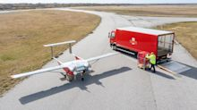 Royal Mail to deliver to Scilly Isles by drone in first UK trial of its kind