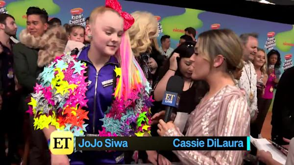 c3a69354b66 How JoJo Siwa Ended Up Collaborating With Kim Kardashian and North West  (Exclusive)