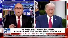 Trump Conceals COVID Test Info During Fake Fox News 'Medical Evaluation'