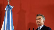 Argentina's Macri is stuck between the IMF and a hard place