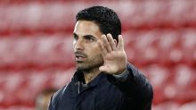 Arteta rues missed chances in Arsenal loss to Liverpool