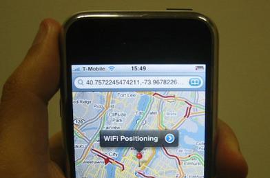 Navizon virtual GPS system now iPhone-friendly