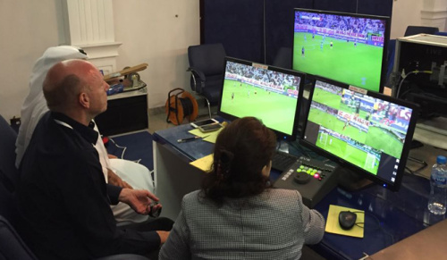 L'Eredivisie va appliquer l'arbitrage vidéo