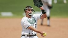 Pure perfection: North Texas pitcher Hope Trautwein strikes out all 21 batters in perfect game