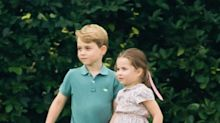 Prince George Hams It Up In New Photos For 6th Birthday