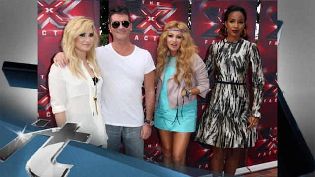 Demi Lovato News Pop: Simon Cowell Loses Control of His New X Factor Judges!