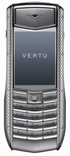 Vertu kicks off Ascent Ti variants with Checked and Knurled editions