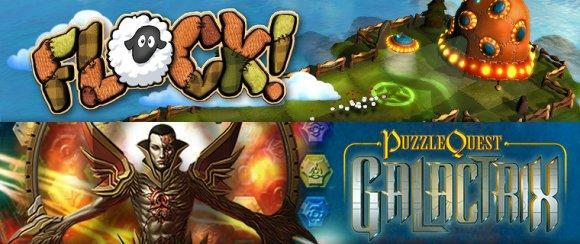 This Wednesday: Galactrix Flocks things up on XBLA
