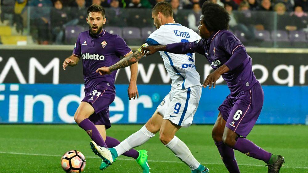 Fiorentina-Inter Milan (5-4), un match fou à Florence