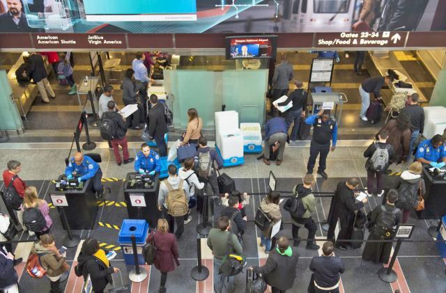 TSA debunks its own airport behavior screening