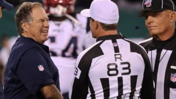 Belichick admits using 'loophole' against Jets