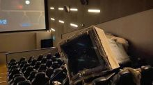 Ceiling Collapse Injures Two During 'Tenet' Screening in Singapore