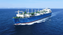 Excelerate Adds Tenth FSRU to Fleet