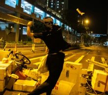 Tens of thousands of Hong Kong protesters plead for U.S. help