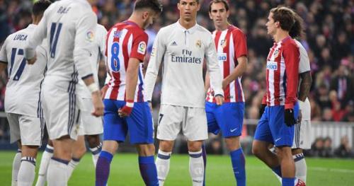 Foot - C1 - Le Real opposé à l'Atlético de Madrid en demi-finales de la Ligue des champions