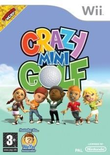 Don't go mental at the sight of Crazy Mini Golf