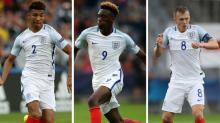Is England's genuine 'golden generation' just one World Cup away?